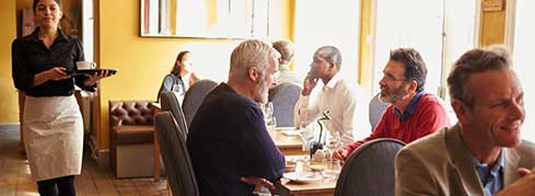 Retail & Restaurant Defense